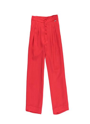 Nautica Pantolon Kırmızı